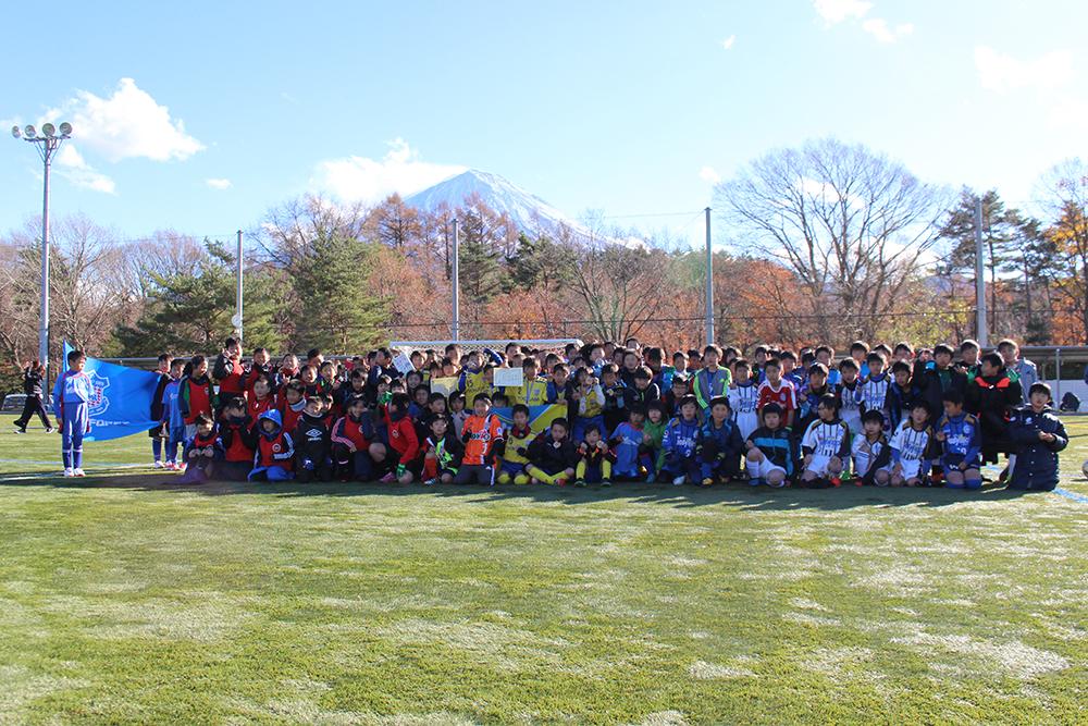 2017/11/18 (土) 〜 19 (日) スクール交流大会U-10 in 富士緑の休暇村 写真