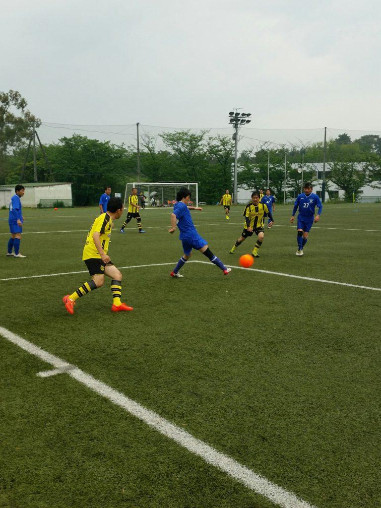 2017/5/13(土)   生涯学習型シニアサッカー「Lifetime League2017」第5節 写真