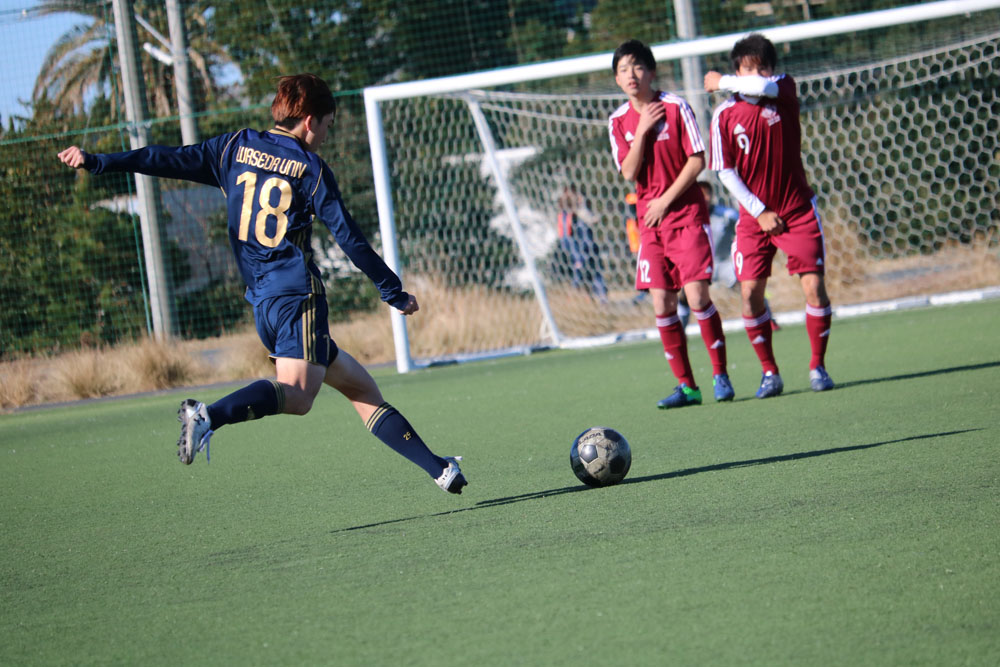 2017/12/16(土)~17(日) FOOTBALL COMPETITION 17-18【PREMIER③】波崎 写真