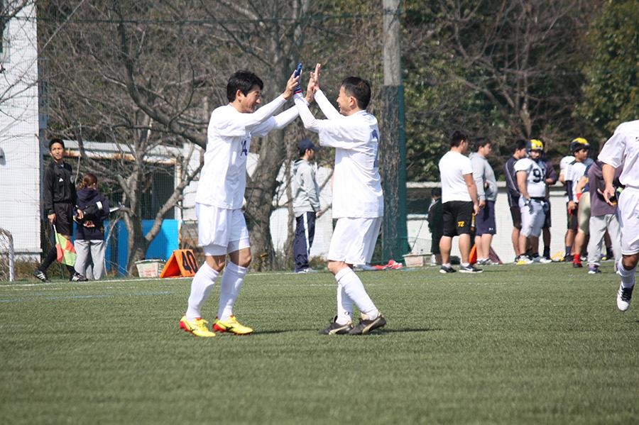 2017/3/18(土) 生涯学習型シニアサッカー「Lifetime League2017」第3節 写真