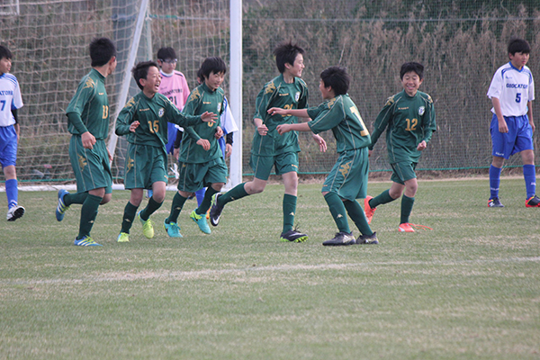 2017/1/4(水)〜6(金) Jr.Youth FESTA WINTER in波崎 U13 写真