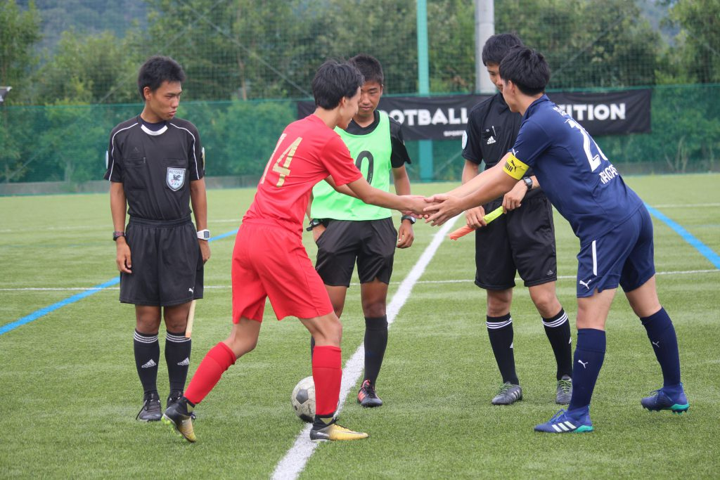 2018/8/30(木)~31(金)  FOOTBALL COMPETITION 17-18【PREMIER⑦】 写真