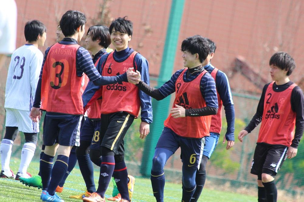 2018/3/5(月)~6(火) FOOTBALL COMPETITION 17-18【ENJOY④】アスコザパークTANBA 写真