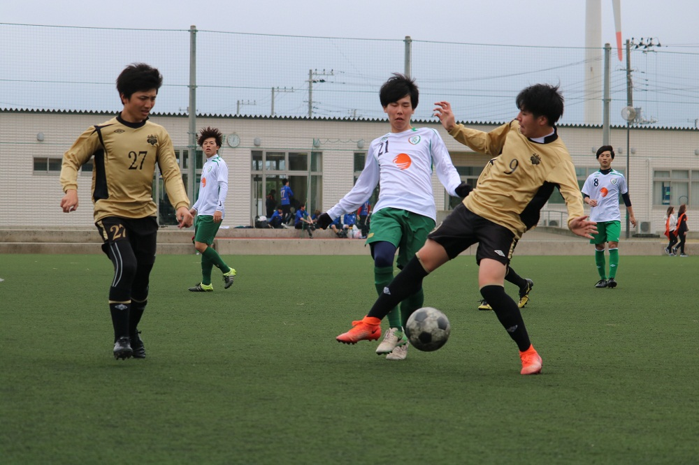 2018/3/5(月)~6(火) FOOTBALL COMPETITION 17-18【ENJOY③】波崎 写真