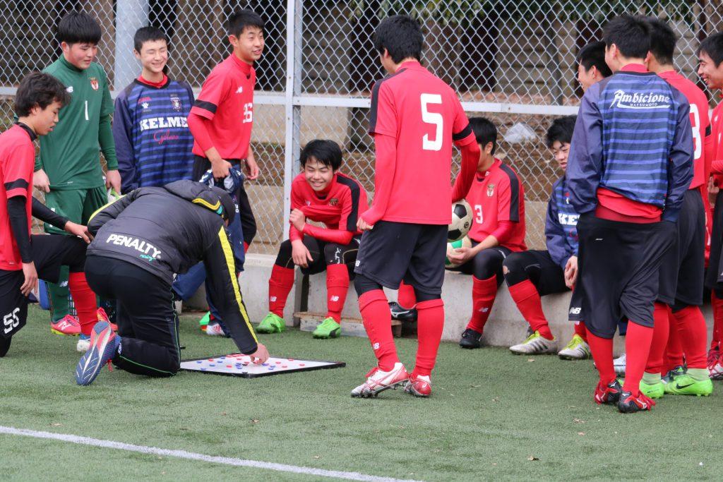 2018/3/10(土)~11(日)  1泊2日  Jr.Youth U-15卒業生大会 写真
