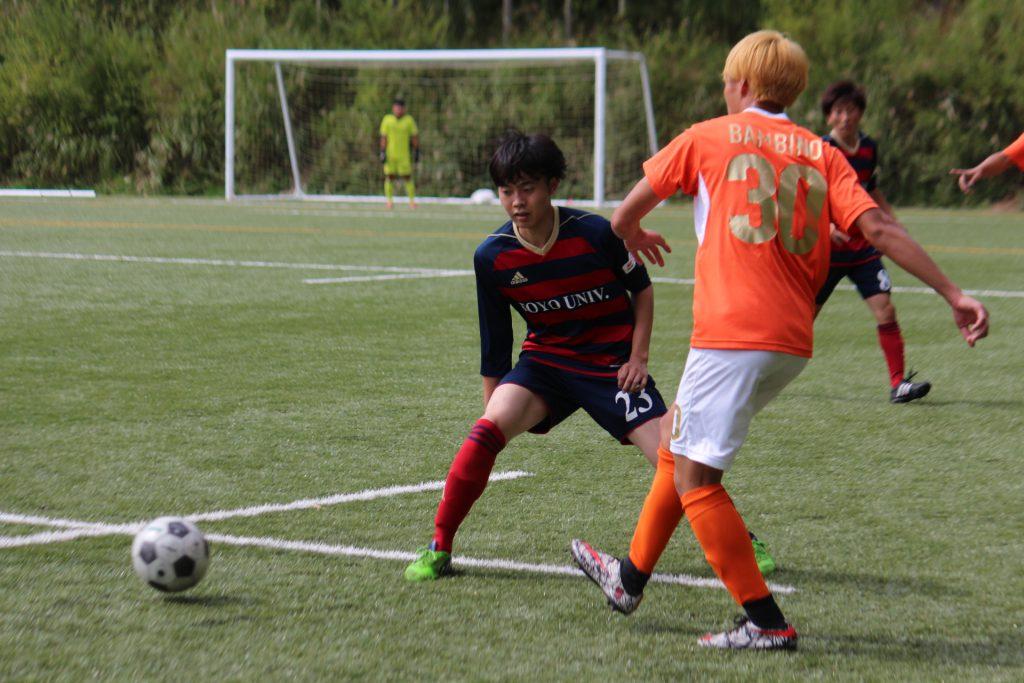 2018/9/1(土)~3(月) FOOTBALL COMPETITION 17-18【PREMIER⑧】菅平高原 写真