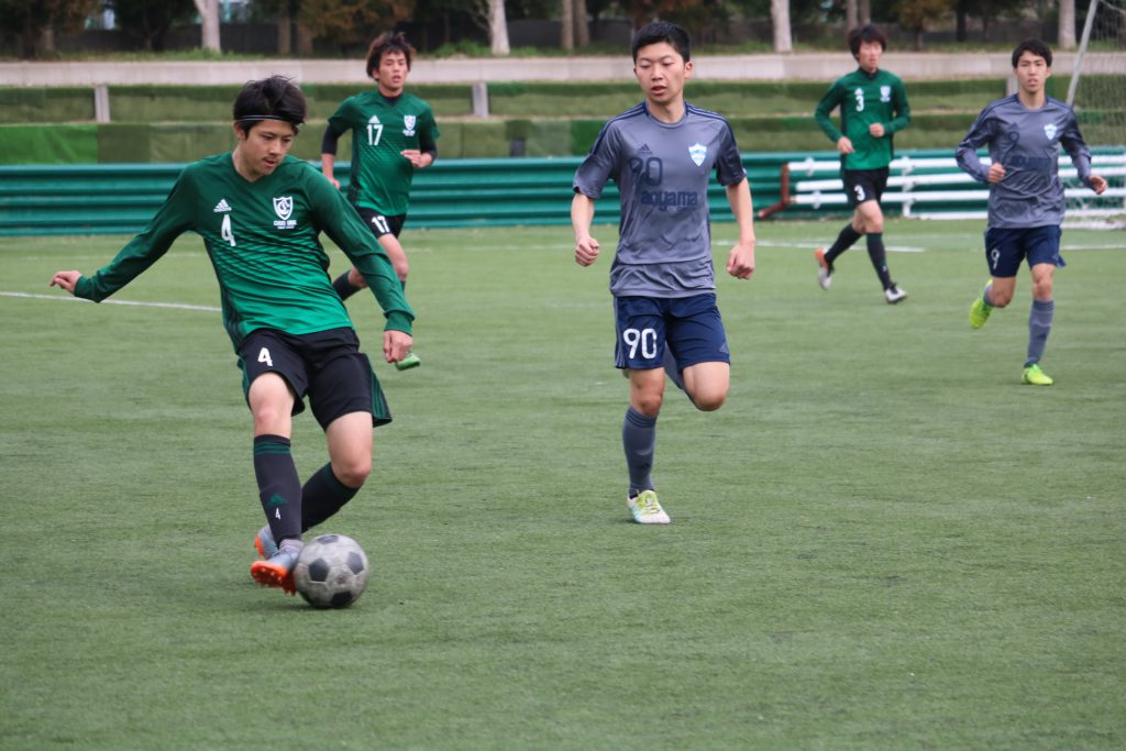 2018/3/18(日)~20(火) FOOTBALL COMPETITION 17-18【PREMIER⑤】鹿島ハイツ 写真