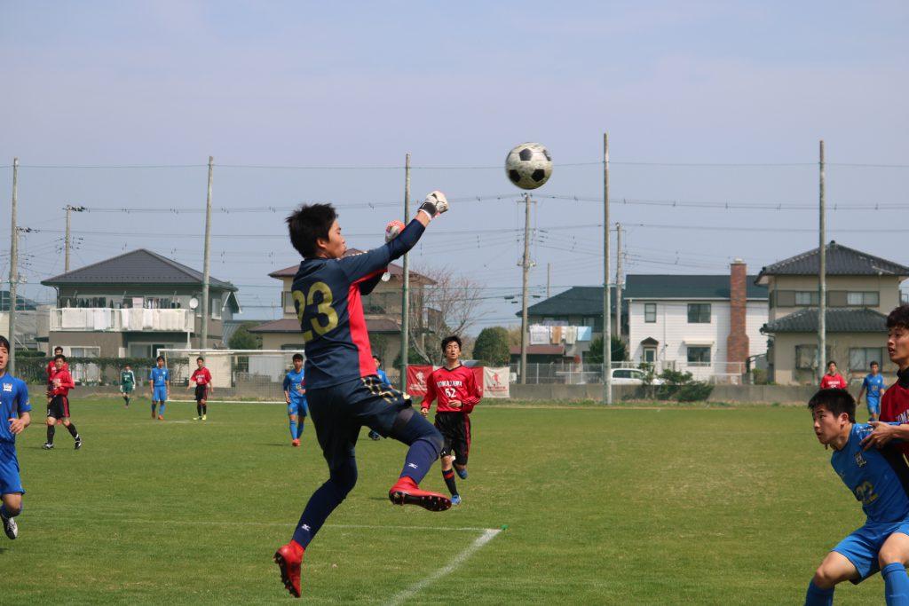 全国ユース新人戦 ステージ1 in 波崎 写真