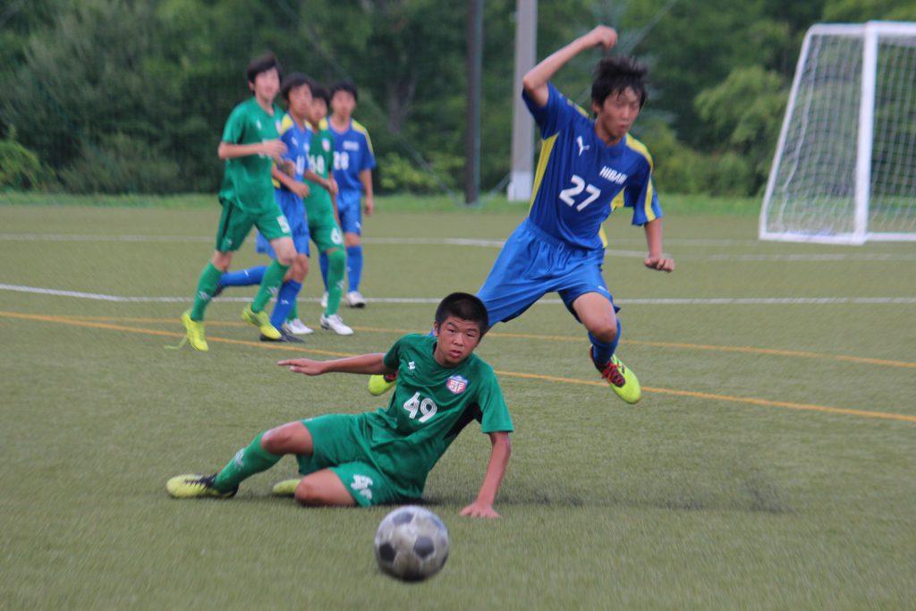 2018/8/4~6 Jr.Youth FESTA ステージ① 草津温泉CUP U-13 写真