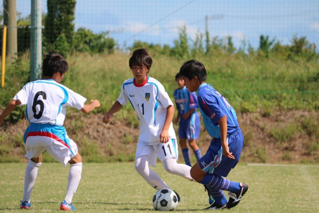 Jr.Youth FESTA ステージ③波崎CUP U-15 写真