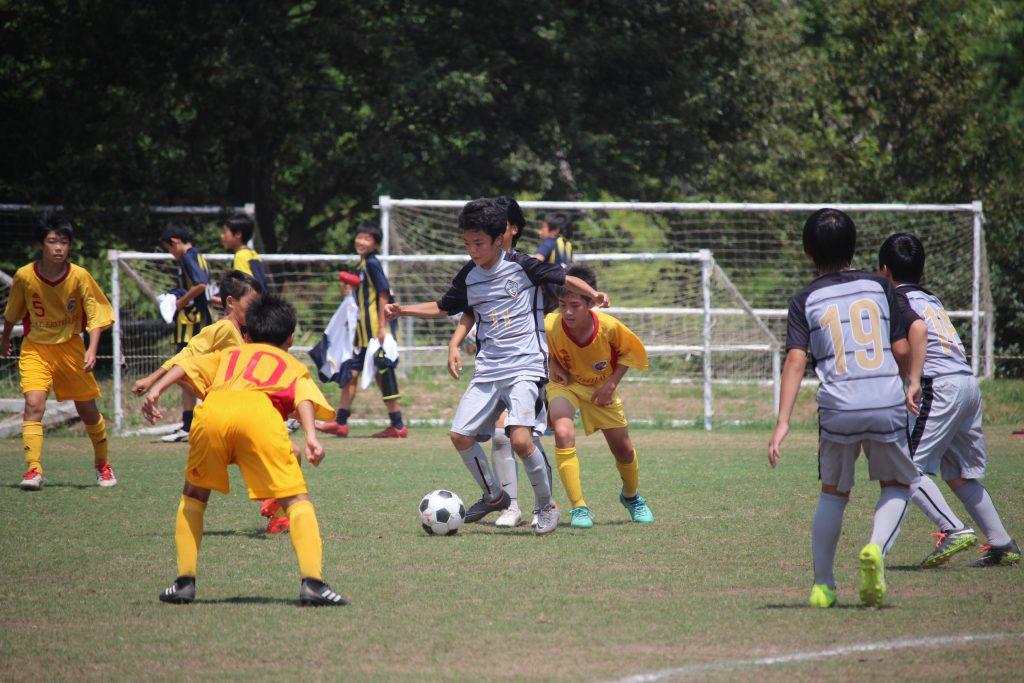 2018/8/13~15 Jr.Youth FESTA SUMMER ステージ②ひたちなかCUP U-13 写真