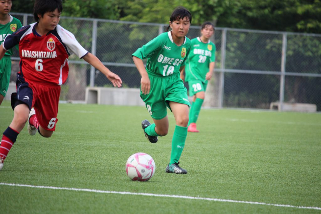 U-15 Next Heroines Cup 2018 写真