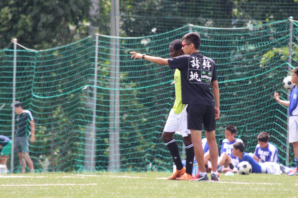 第16回KOKUSHIKAN CUP Div.1 写真
