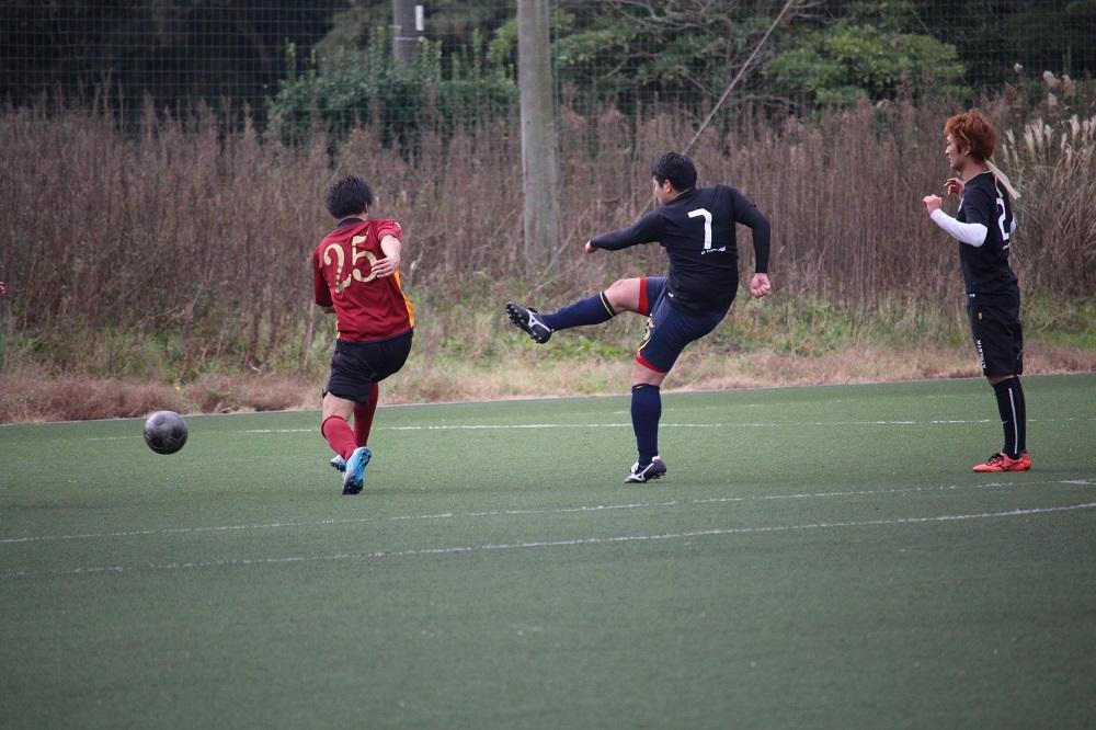2018/12/1(土)~2(日) FOOTBALL COMPETITION 18-19【ENJOY③】波崎 写真
