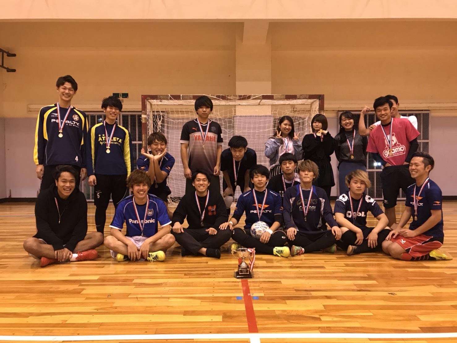 全国大学同好会サッカー選手権大会2018 東海予選