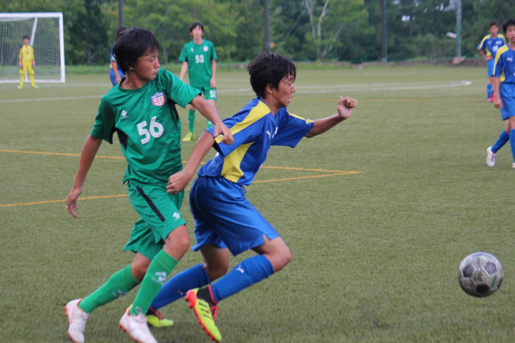 2018/8/4~6 Jr.Youth FESTA ステージ① 草津温泉CUP U-15 写真