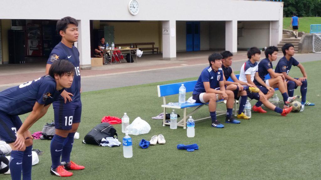 2018/9/6(木)~7(金) 全国大学同好会サッカー選手権大会2018 九州予選 写真