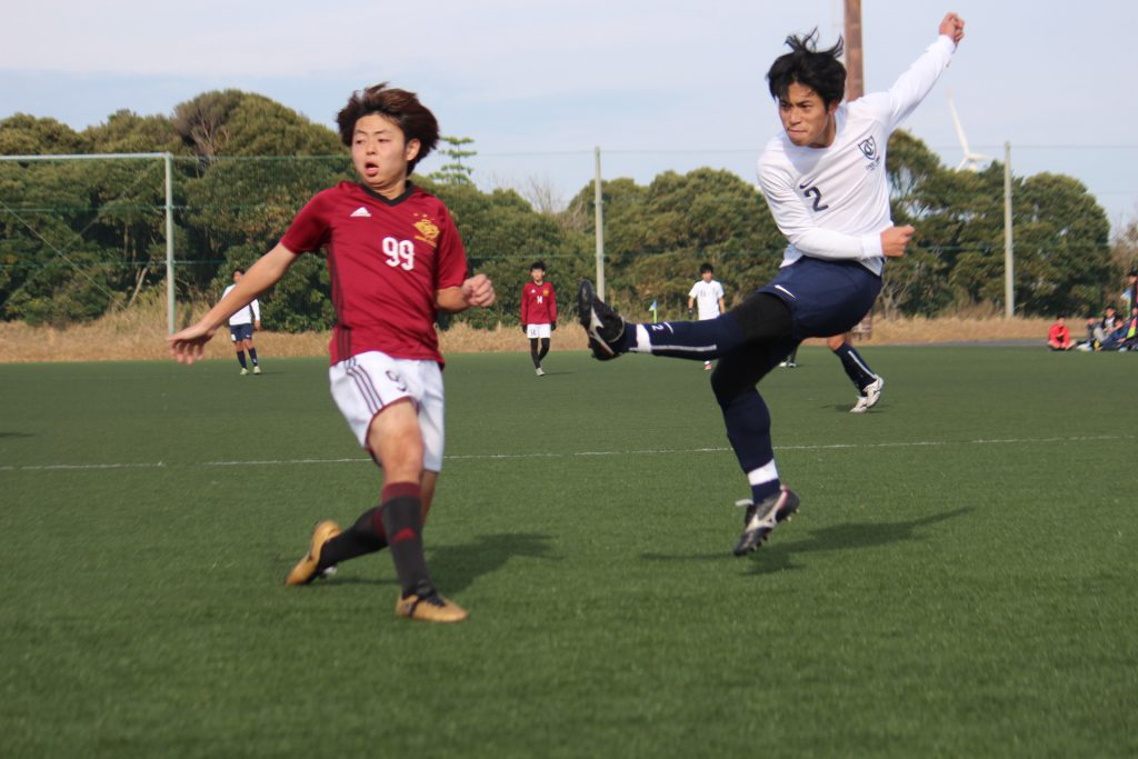 2018/12/15(土)~16(日) FOOTBALL COMPETITION 18-19【PREMIER③】波崎 写真