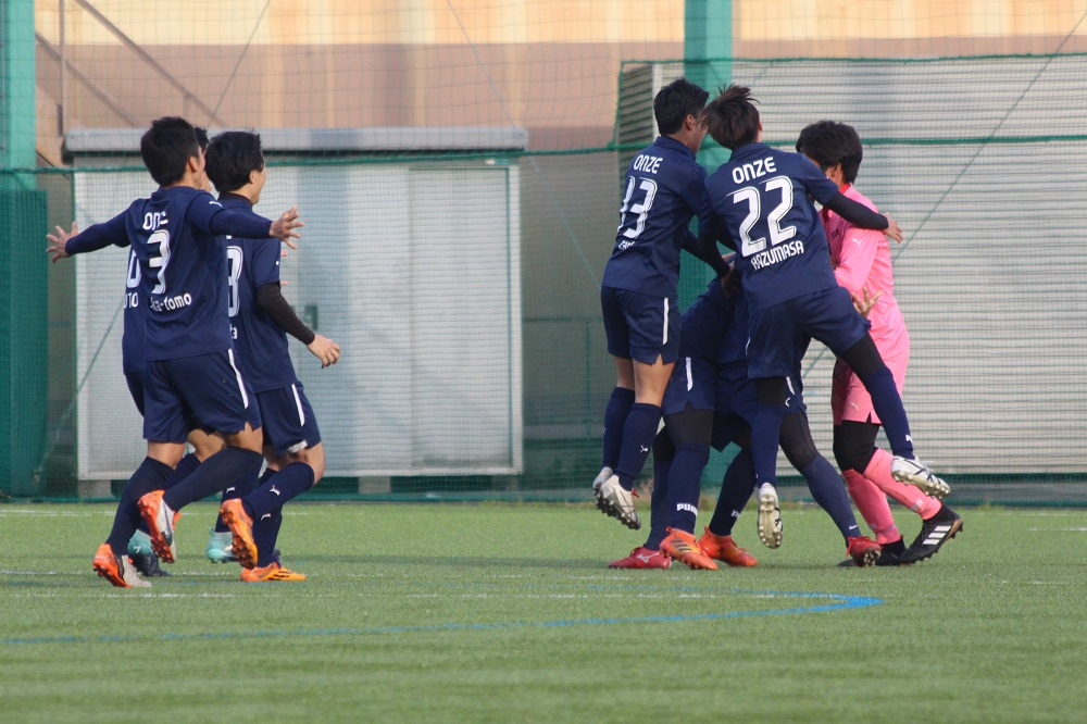 2018/12/1(土)~2(日) FOOTBALL COMPETITION 18-19【PREMIER①】アスコザパークTANBA 写真