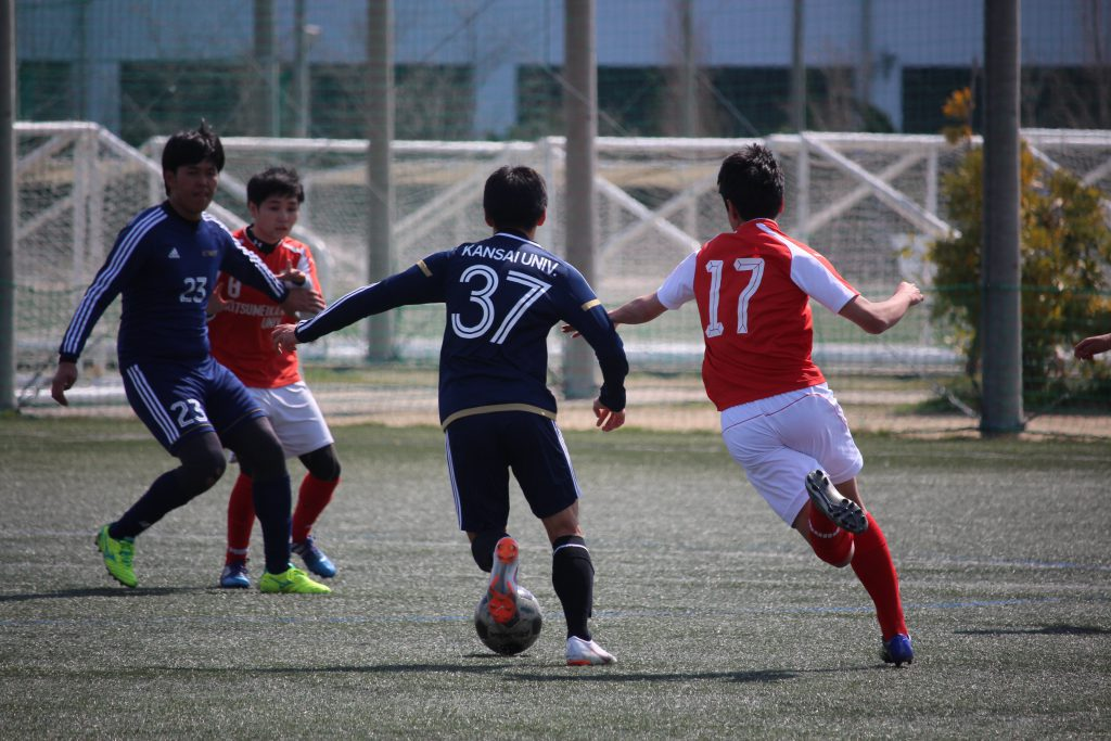 2019/3/14(木)~15(金) FOOTBALL COMPETITION 18-19【PREMIER④】J-GREEN堺 写真