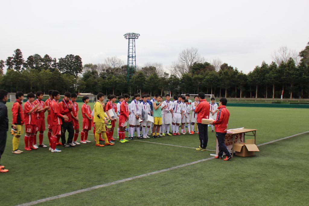 2019/3/9(土)~10(日)  Jr.Youth U-15卒業生大会 写真