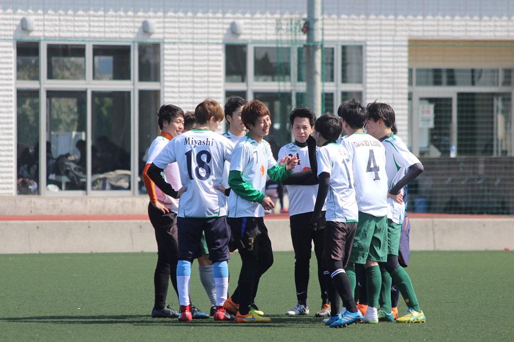 2019/3/4(月)~5(火) FOOTBALL COMPETITION 18-19【CHALLENGE③】【ENJOY④】波崎 写真