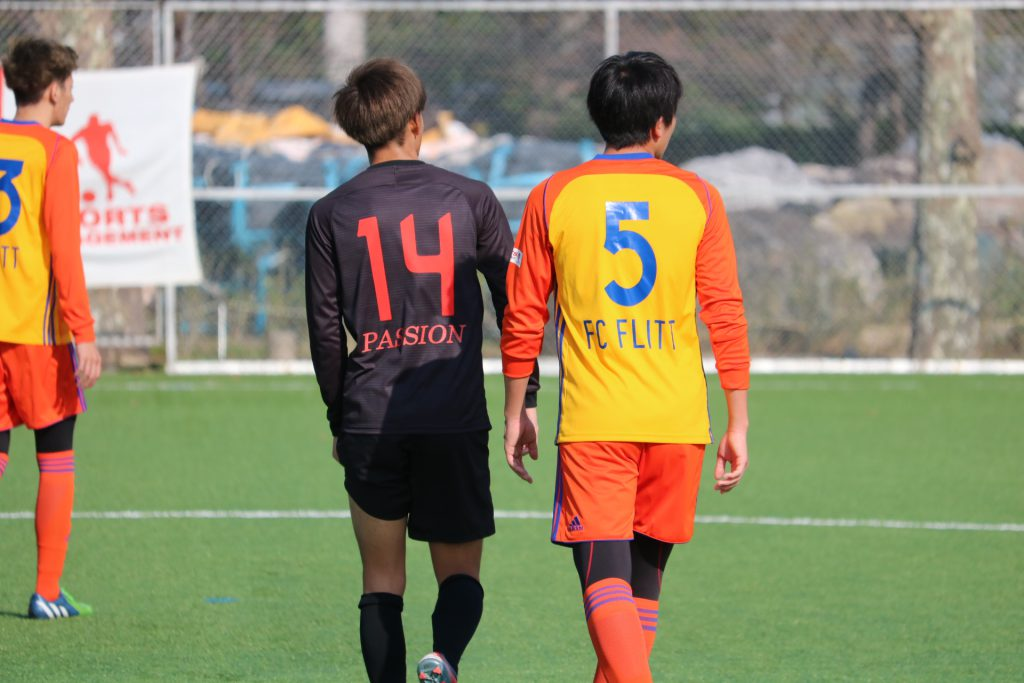 2018/11/10(土)~11(日) FOOTBALL COMPETITION 18-19【ENJOY①】鹿島ハイツ 写真