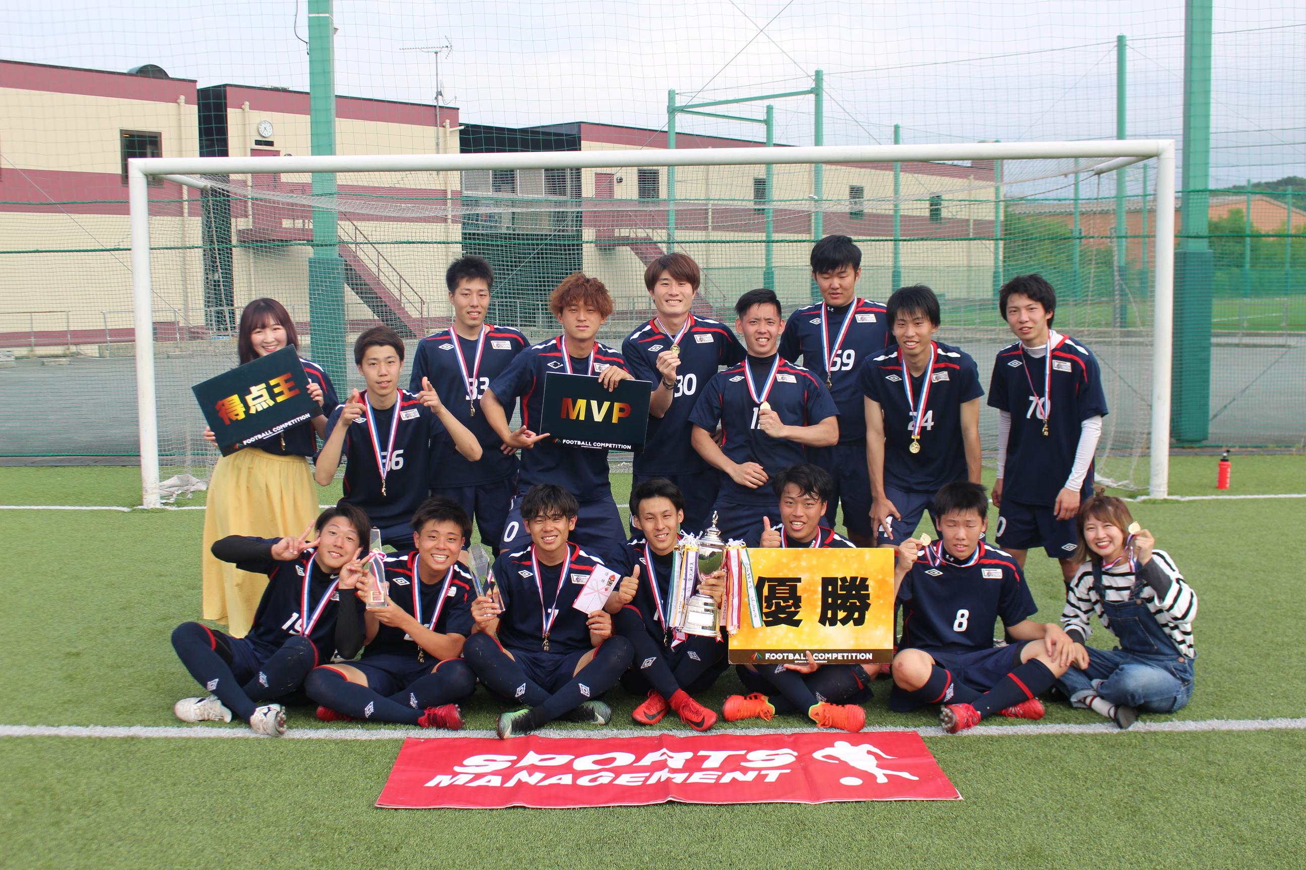 2019/6/8(土)~9(日) FOOTBALL COMPETITION 18-19【ENJOY⑩】アスコザパークTANBA