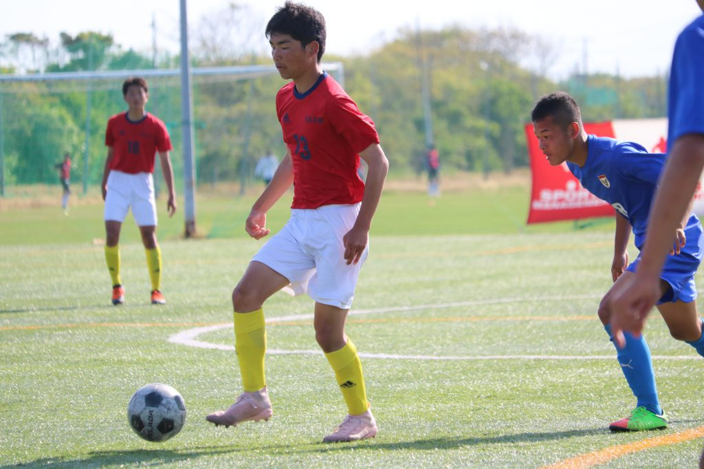 COPA DE U-16 写真