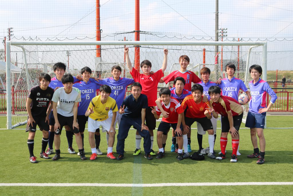 2019/4/20(土)・21(日) FOOTBALL COMPETITION 18-19【1DAY交流戦】 写真