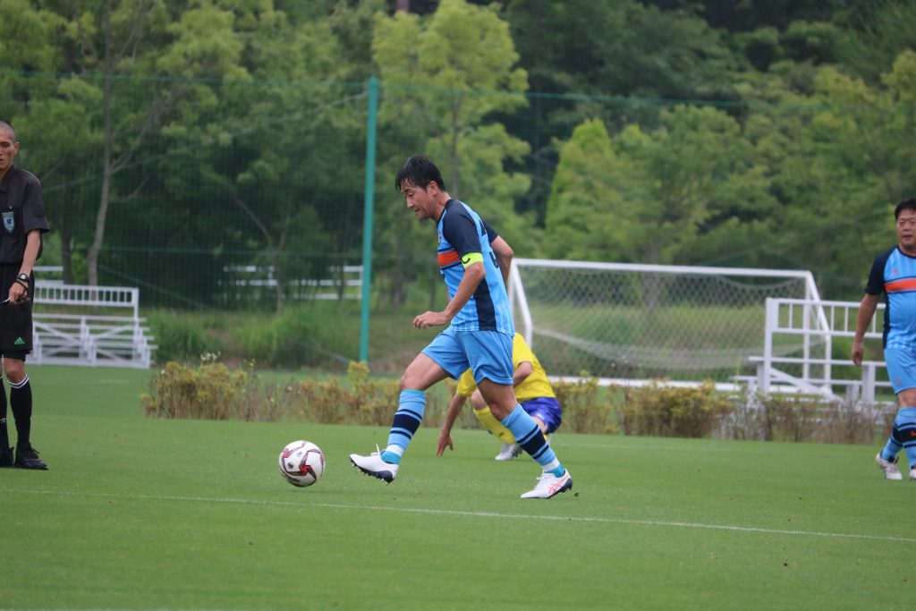 2019/6/29(土)~30(日) 第1回 J-VILLAGE シニアサッカー大会(O-50) 写真