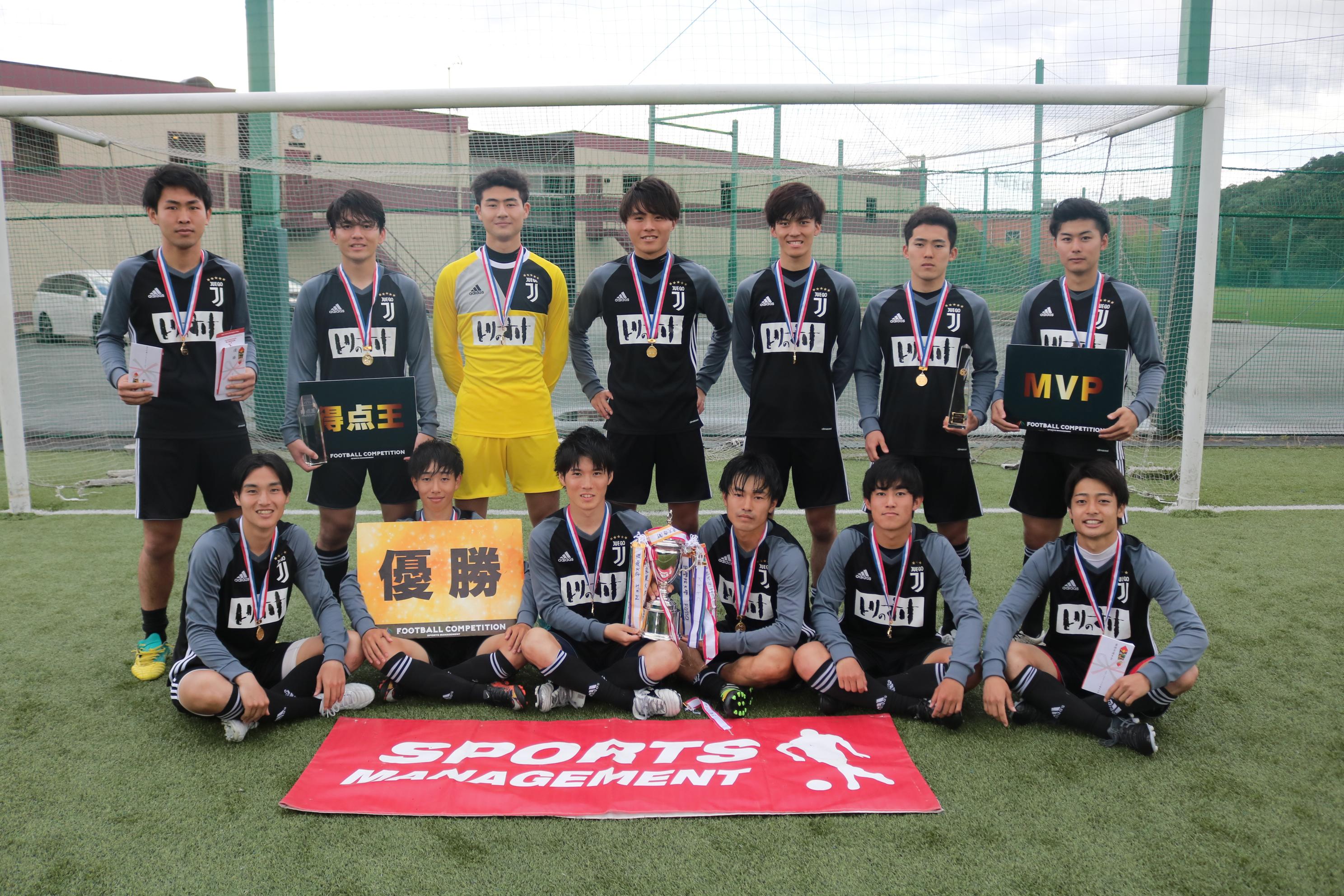 2019/6/15(土)~16(日) FOOTBALL COMPETITION 18-19【PREMIER⑥】アスコザパークTANBA