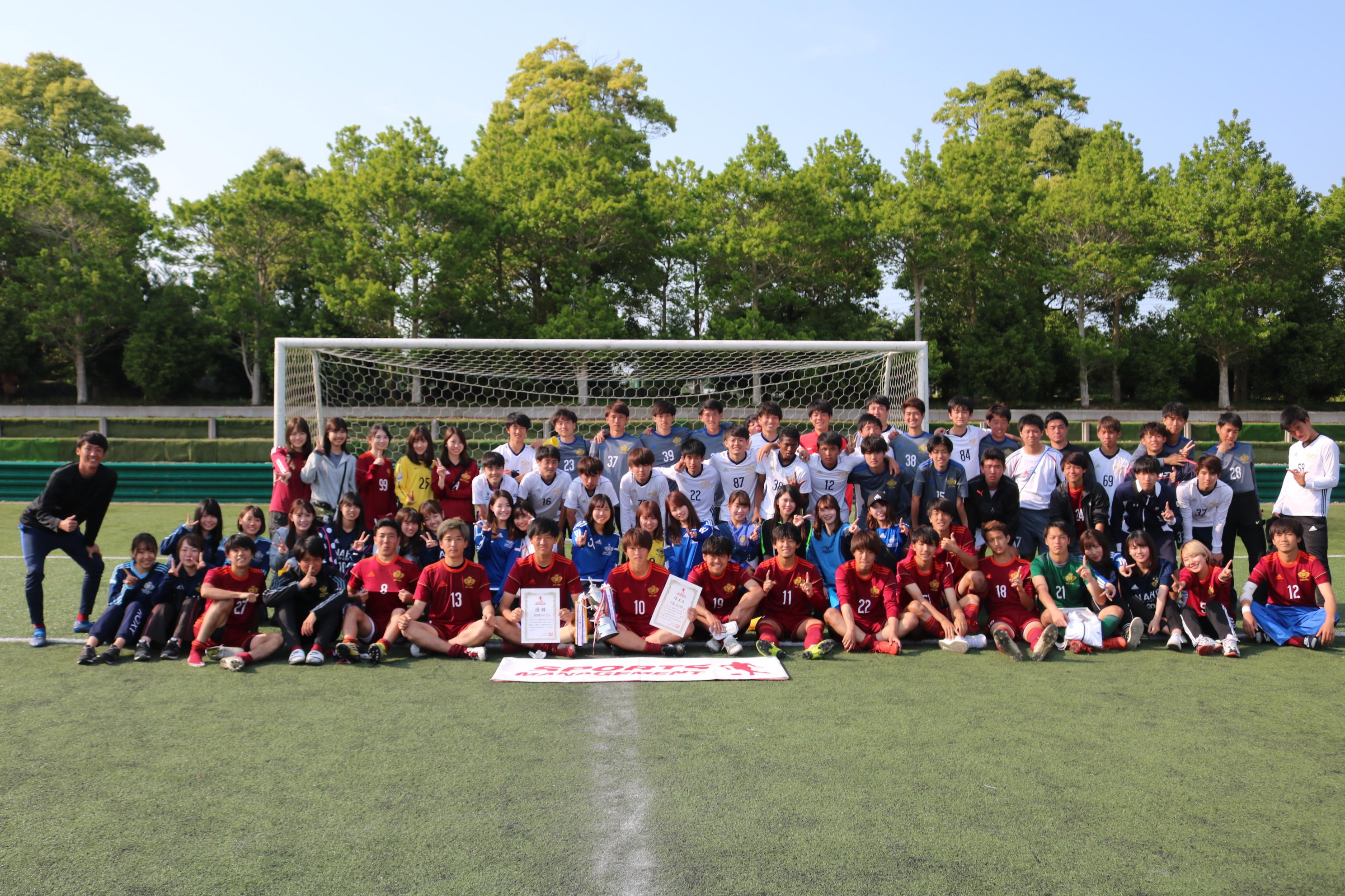 2019/5/11(土)~5/12(日) 稲穂FESTA ~第17回 サッカー同好会 強化交流戦~