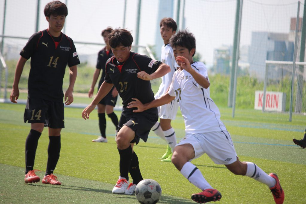 2019/9/3(火) FOOTBALL COMPETITION 18-19【PREMIER⑩】J-GREEN堺 写真