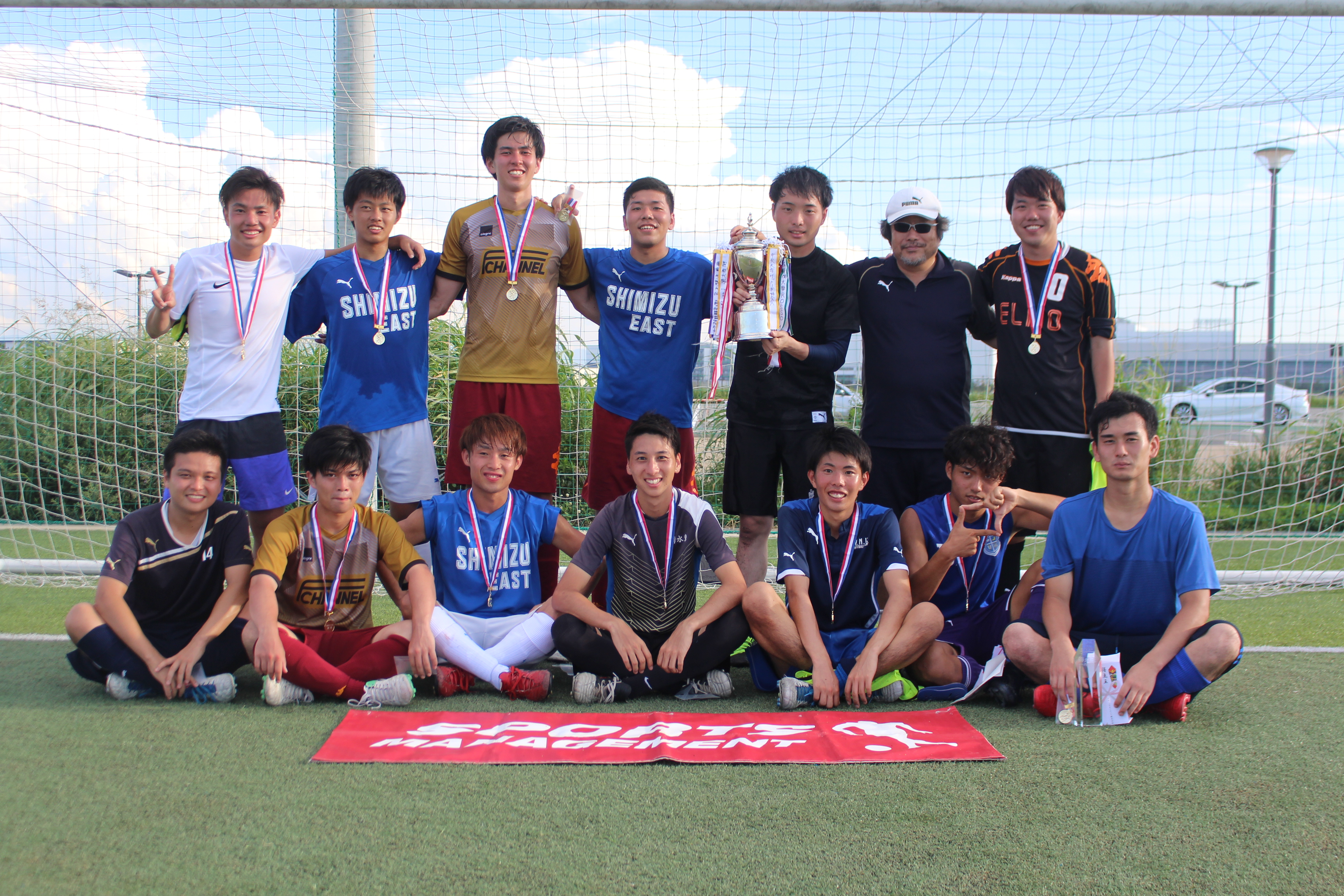 2019/9/3(火) FOOTBALL COMPETITION 18-19【PREMIER⑩】J-GREEN堺