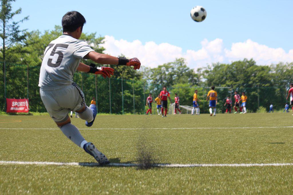 草津ユースカップ U-18 写真