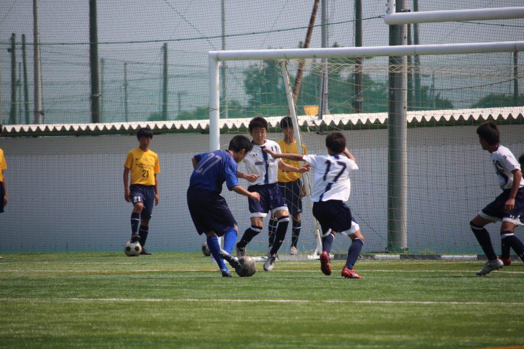 第12回 U-16 合同強化CUP 写真
