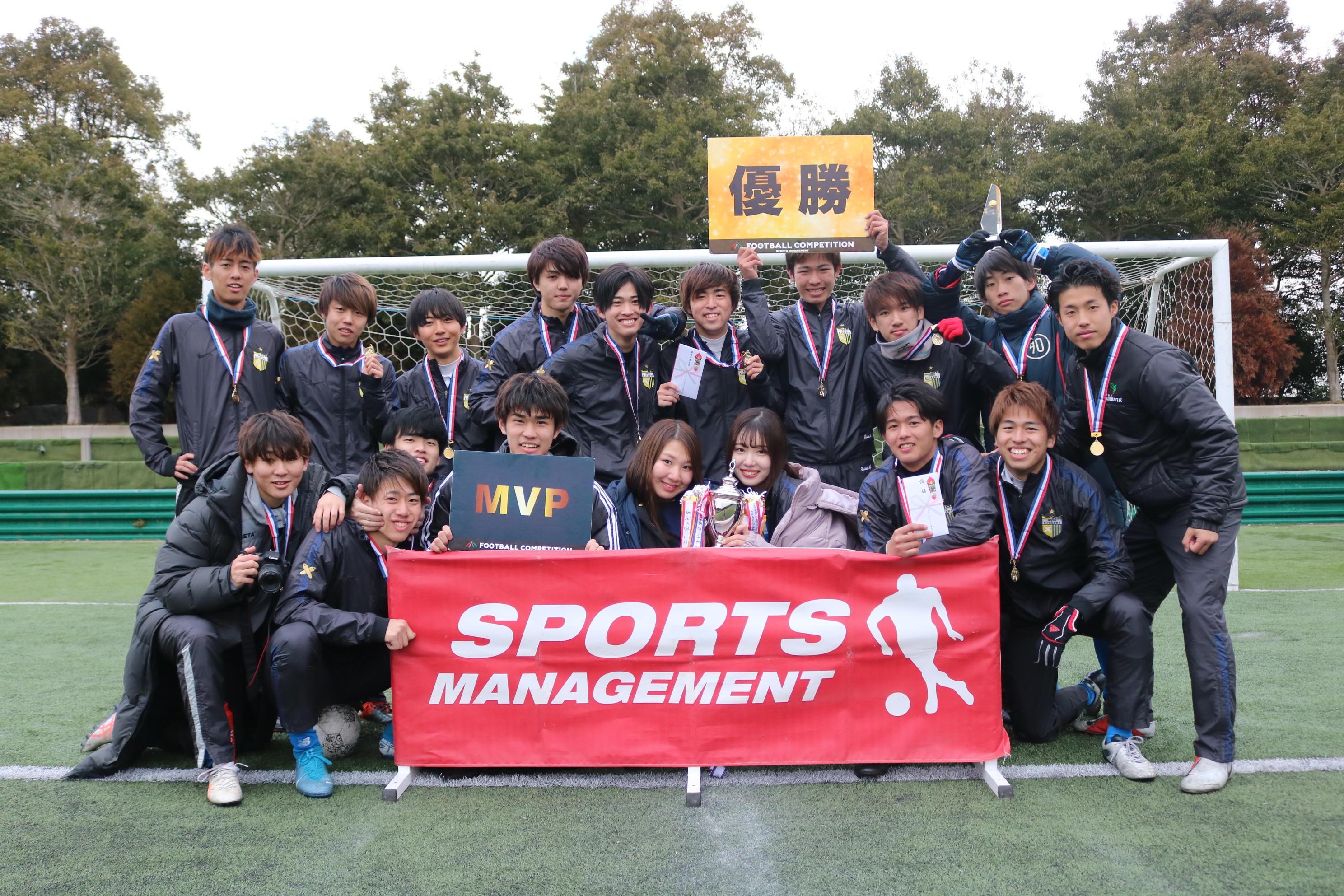 2020/2/6(木)~7(金) FOOTBALL COMPETITION 19-20【学年別ROUND】2年生