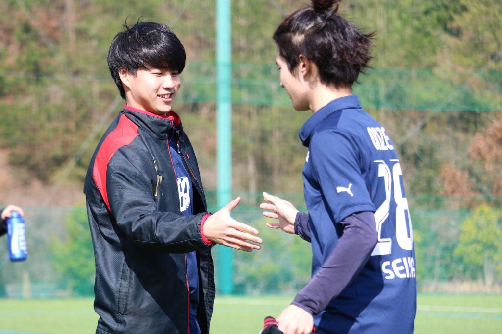 2020/2/17(月)~18(火) FOOTBALL COMPETITION 19-20【学年別ROUND】1回生 写真