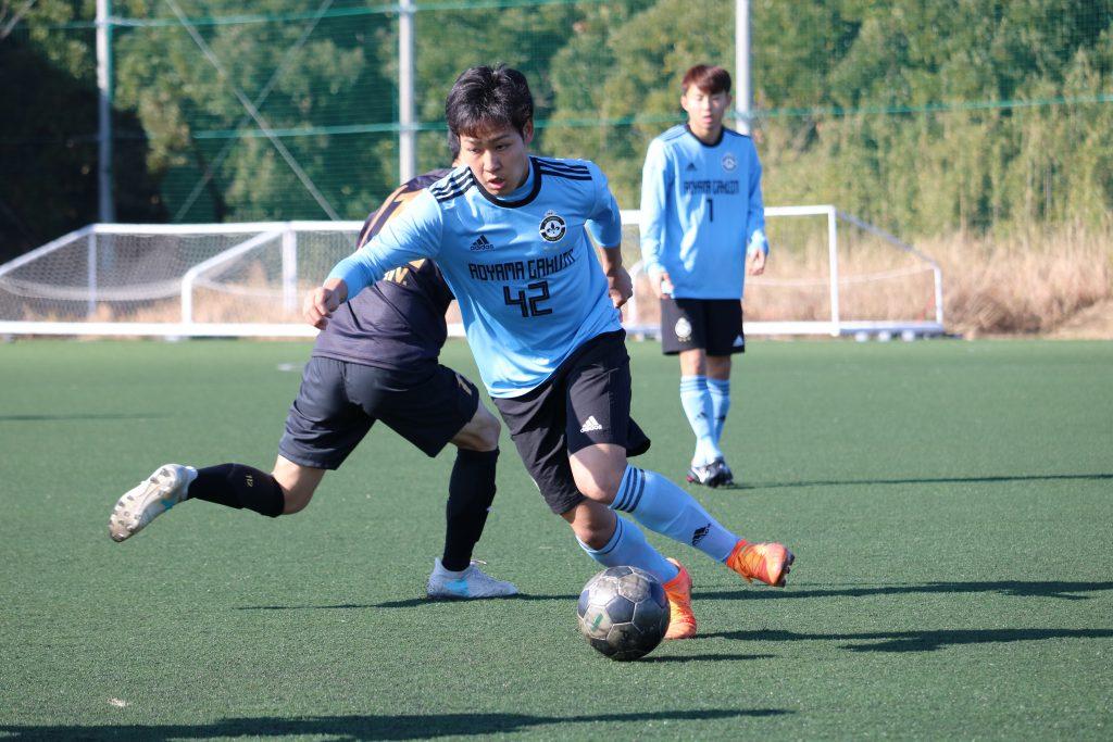 2019/12/14(土)~15(日) FOOTBALL COMPETITION 19-20【PREMIER②】波崎 写真