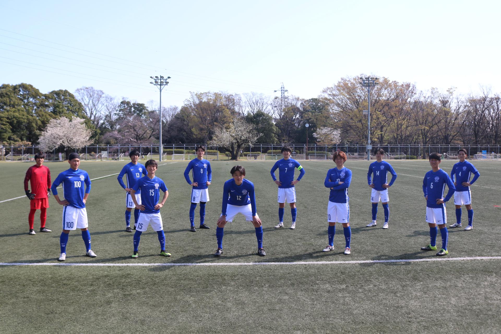 2021/3/12(金)・15(月)・16(火) FOOTBALL COMPETITION 2021【学年別ROUND】2年生